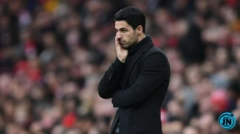 Getting sacked does not bother Arsenal's Arteta